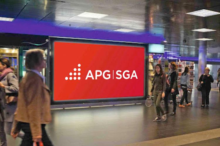 Referenz - APG - SGA - Plakat